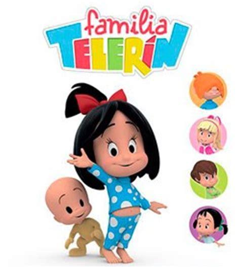 imagenes de la familia telerin con frases la entra 241 able familia teler 237 n volver 225 con la serie cleo y