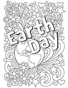 earth coloring art projects kids bloglovin