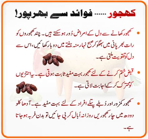 fruit ke faide urdu khajoor ke faide health benefits of dates in urdu