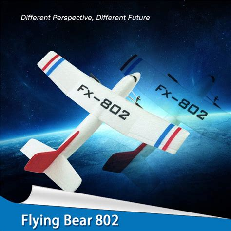 Jet Plane Tough Professional Grade Epp Foam Material Const 1 fly fx 802 fx 805 fx 807 2 4g 2ch 310mm epp rc glider airplane rtf ebay