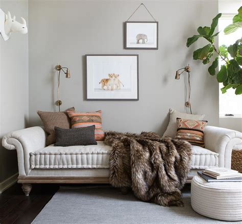 Living Room Throw Storage Fix Design 5 Easy Ways To Refresh Your Plain Beige