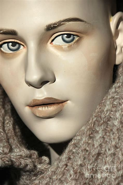 south american village photograph by sophie vigneault closeup on mannequin s face photograph by sophie vigneault