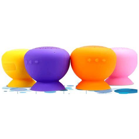 Taff Bluetooth Shower Speaker With Microphone K1 Taff Bluetooth Shower Speaker With Microphone K1 Pink Jakartanotebook