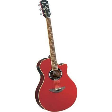 Gitar Yamaha Akustik Elektrik Apx500ii White Free Quality S 1 buydig yamaha apx500ii thinline cutaway acoustic