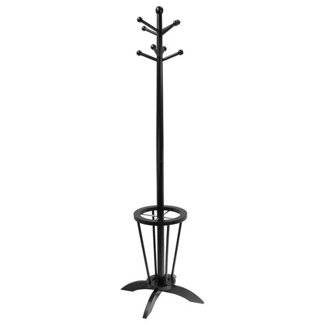 Coat Rack Umbrella by Winsome Tree Coat Rack With Umbrella Stand 151173