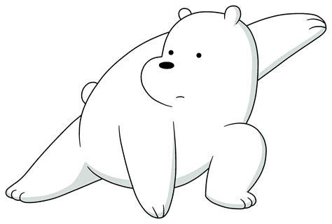 ice bear coloring page ice bear we bare bears wiki fandom powered by wikia