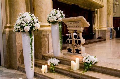 composizioni floreali con candele addobbi chiesa matrimonio con candele cerca con