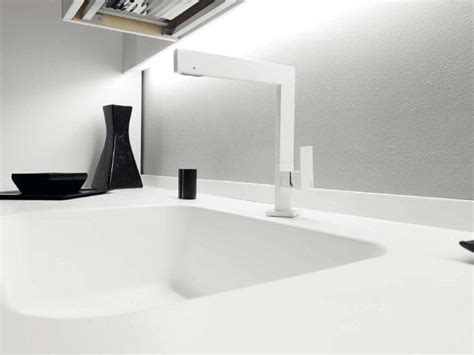 corian italia corian 174 kitchen with integrated handles t45 collection by