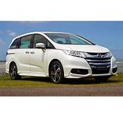 Americans Watch As Honda Launches High MPG Odyssey Hybrid