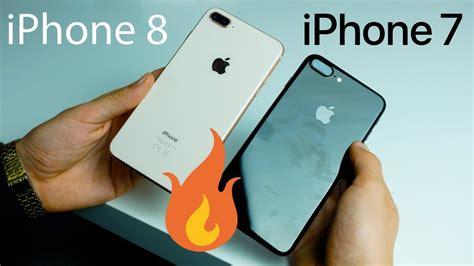 iphone 8 plus vs iphone 7 plus kt 243 ry wybrać por 243 wnanie pl