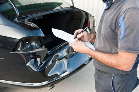 Auto Damage Adjuster by Auto Shops Spotting Errors Shattuck Auto