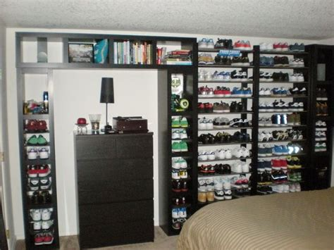 17 best ideas about sneaker storage on