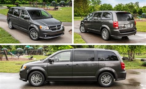 2016 Dodge Caravan Review by 2016 Dodge Grand Caravan Review Car And Driver