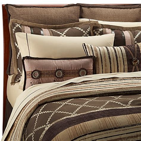 b smith bedding b smith taos complete bed ensemble full bed bath beyond