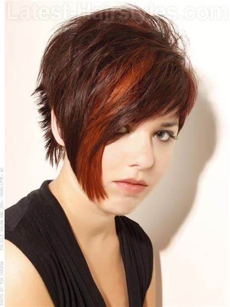 edgy hairstyles for round faces cute short haircuts for round faces 2013 hairstyles for