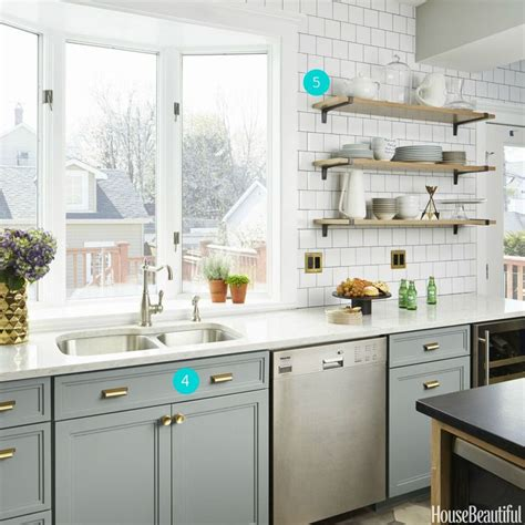 for the of kitchens gray white kitchen the