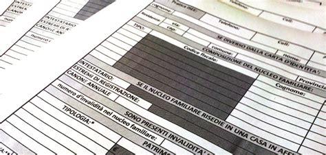 carta di soggiorno documenti da presentare isee documenti da presentare per il modello