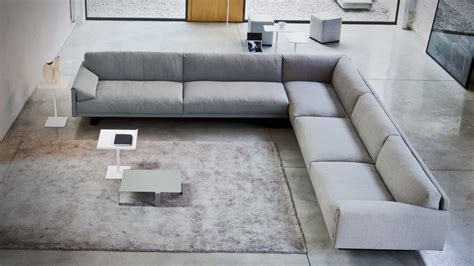 chicago modular sofa with metal frame busnelli luxury