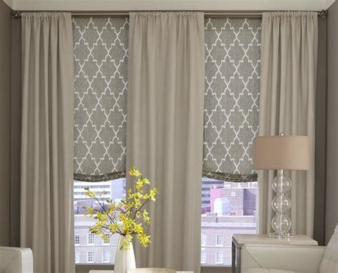 curtains and roman shades roman shade curtains 28 images best 25 roman shades