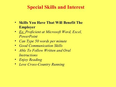 good interests for resume military bralicious co