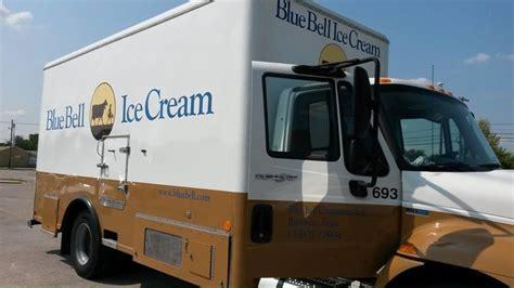 blue bell worktruck 20 degre blue bell creameries