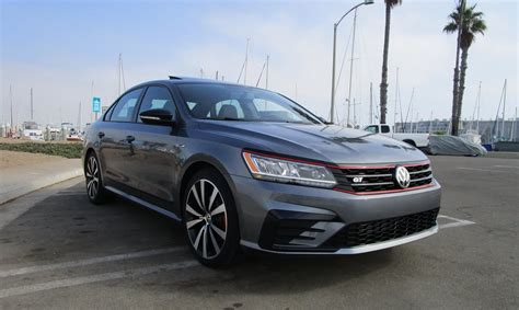 Vw Passat Gt 2019 by 2019 Vw Passat Gt V6 Road Test Review By Ben Lewis