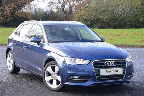 Audi A3 1 4 Tfsi 2014 by Used 2014 Audi A3 1 4 Tfsi Sport 5dr S Tronic For Sale In