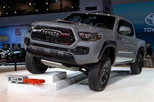 Toyota Tacoma Trd 2017 Toyota Tacoma Trd Pro Look Review