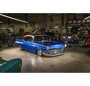 1957 Chevy Bel Air GMonster By Bodie Stroud  AUTOMOTIVE
