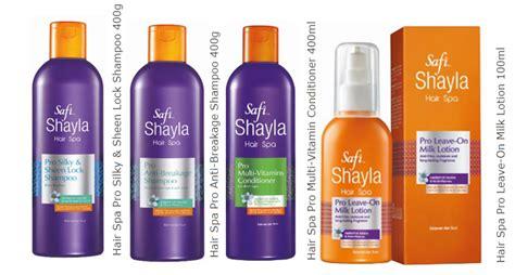Shoo Safi Shayla faceblogisra manjakan mahkotamu dengan sentuhan mewah