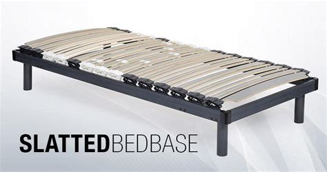 what is a slatted bed base why slatted bed base european bedding