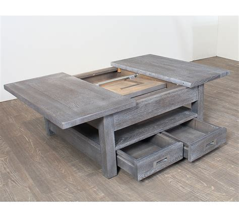 Attrayant Table Salle A Manger Gris Laque #3: table-basse-allonges.jpg