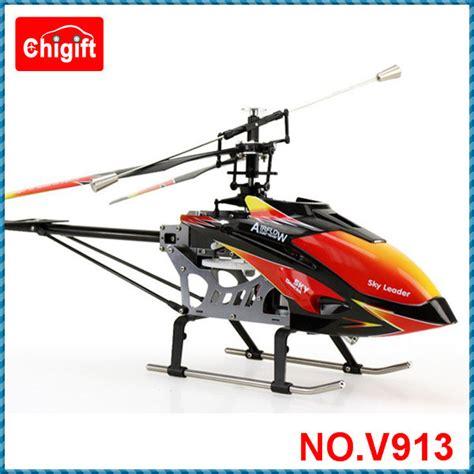 Helicopter Wl V913 Single Blade 4ch 24ghz wl v913 4ch 60cm large single blade rc helicopter rtf buy wl v913 4ch 60cm large single blade