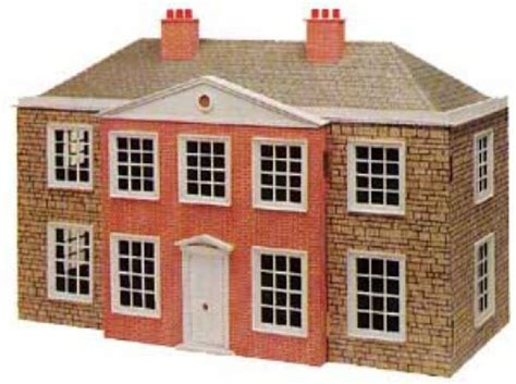 plan dolls house the regency dolls house plan in 12th scale hobbies
