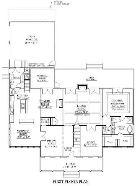 southern heritage home designs house plan 4099 a the