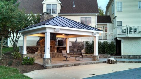 Dm Design Kitchens outdoor pavilions with fireplaces fireplaces