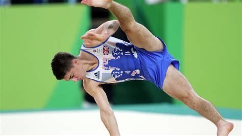 max whitlock wins gold in s floor gymnastics itv news
