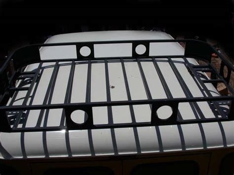 Con Ferr Roof Rack by Con Ferr Roof Rack Roof Ih8mud Forum