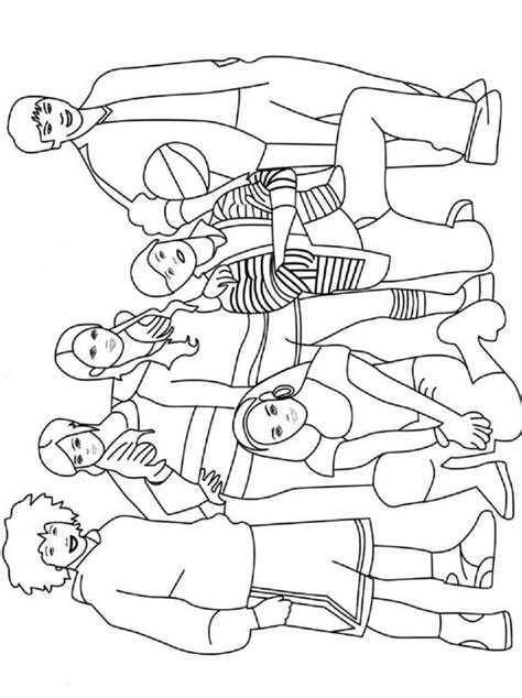 kids n fun com 9 coloring pages of high school musical