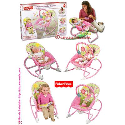 Kursi Bayi Fisher jual kursi getar goyang fisher price infant to toddler