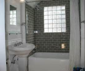 Bathrooms With Subway Tile Ideas White Subway Tile Bathroom Ideas And Pictures