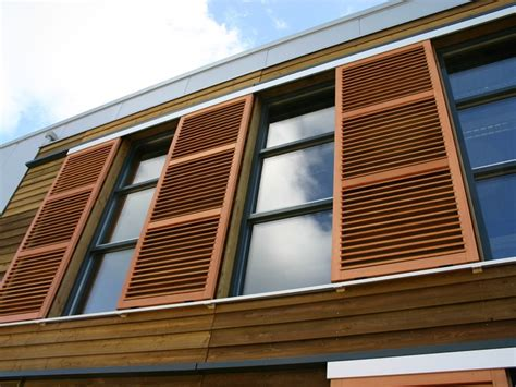 outside window coverings exterior shutters j m wheeler window coverings