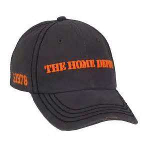 home depot hats vintage twill hat 1301620 00 the home depot
