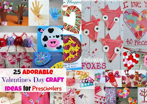 valentines day for preschoolers 25 adorable s day craft ideas for preschoolers