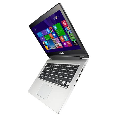 Laptop Asus Touchscreen I3 asus transformer book flip 13 3 quot touchscreen laptop i3 4030u 4gb ram 500gb ebay