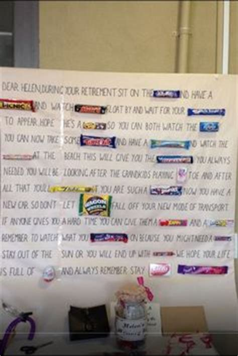 Letter Using Chocolate Bars 1000 Images About Stuff On Chocolate Bars 21st Birthday Cards And Bar Sayings