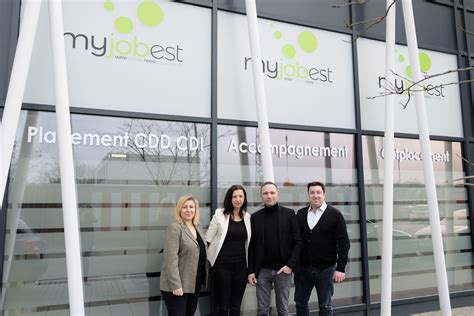 Cabinet Recrutement Luxembourg by Le Groupe Myjobest Continue D 233 Veloppement En Ouvrant