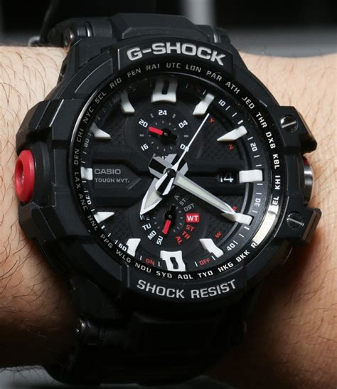 casio g shock aviation gw a1000 review ablogtowatch