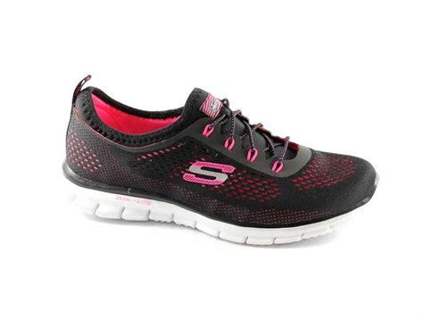 Sepatu Skechers Air Cooled Memory Foam skechers 22709 nero black scarpe donna air cooled memory foam ebay