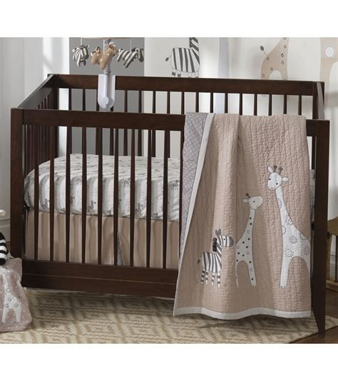lambs and ivy bedding lambs ivy elias 3 piece crib bedding set